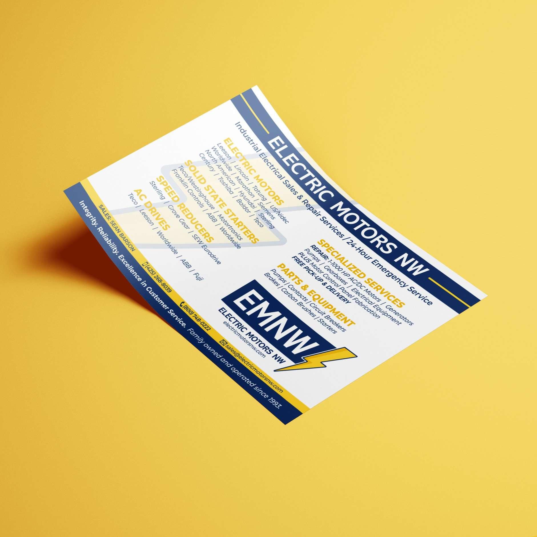 EMNW Print Marketing