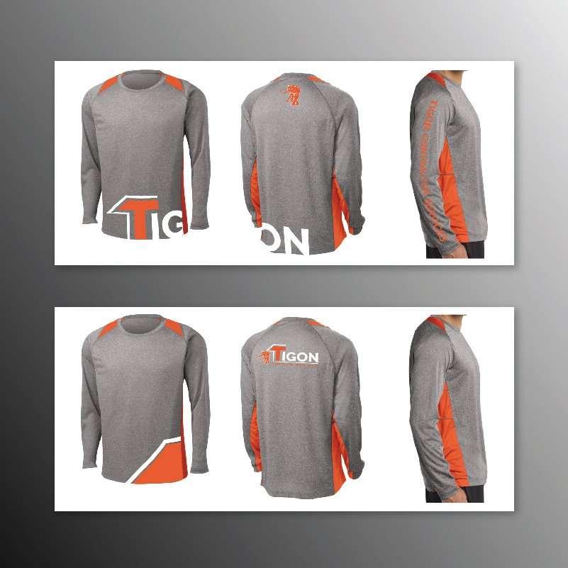 branded apparel design